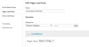 Page Load mboxCreate