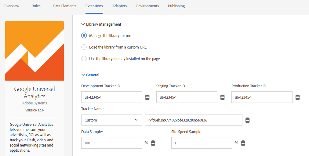 Adobe Launch Google Analytics