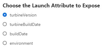 SDI Toolkit Launch Attribute