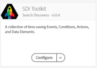 SDI Toolkit