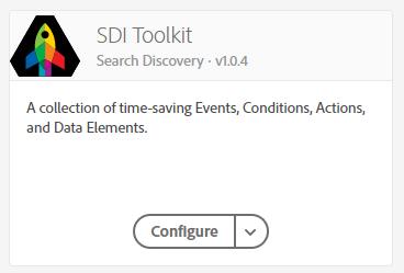 SDI Toolkit