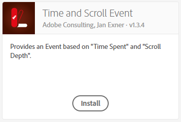 scroll and time