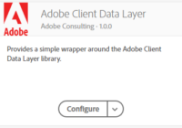 Adobe Client Data Layer