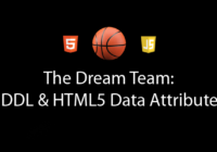 HTML5 Data Attributes and EDDL