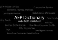 Adobe Experience Platform Dictionary